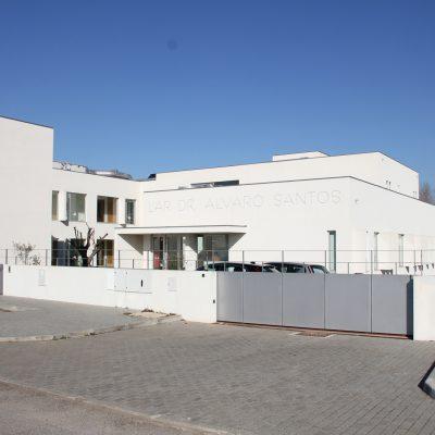 fachada do lar dr. alvaro santos